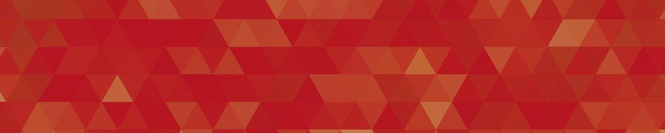 rote Dreiecke Hintergrund