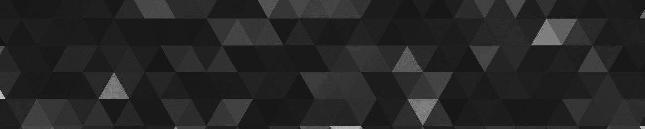 schwarzer Hintergrund Dreiecke